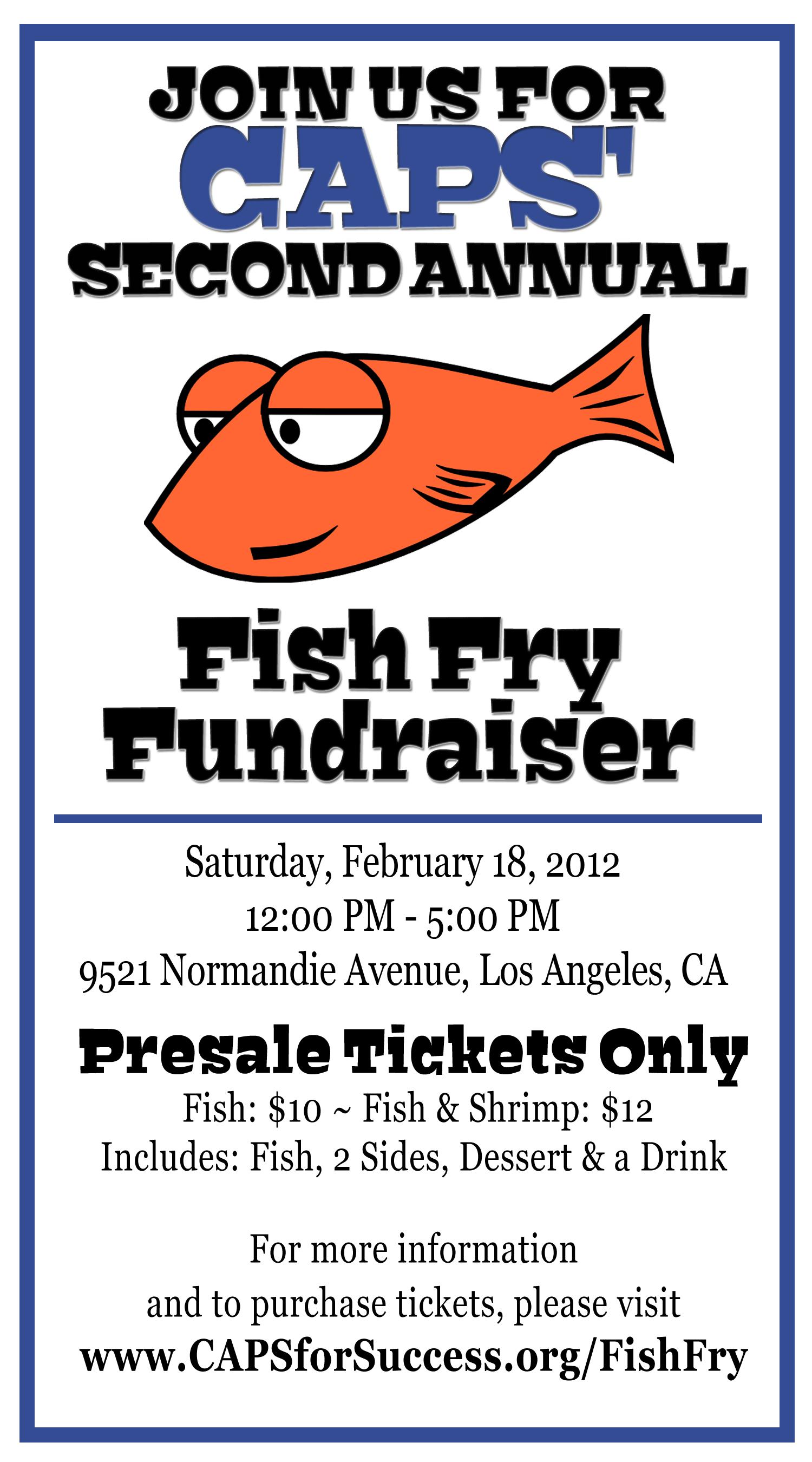 caps_fish-fry-flyer.png 1,500×2,700 pixels | Car Wash ...
